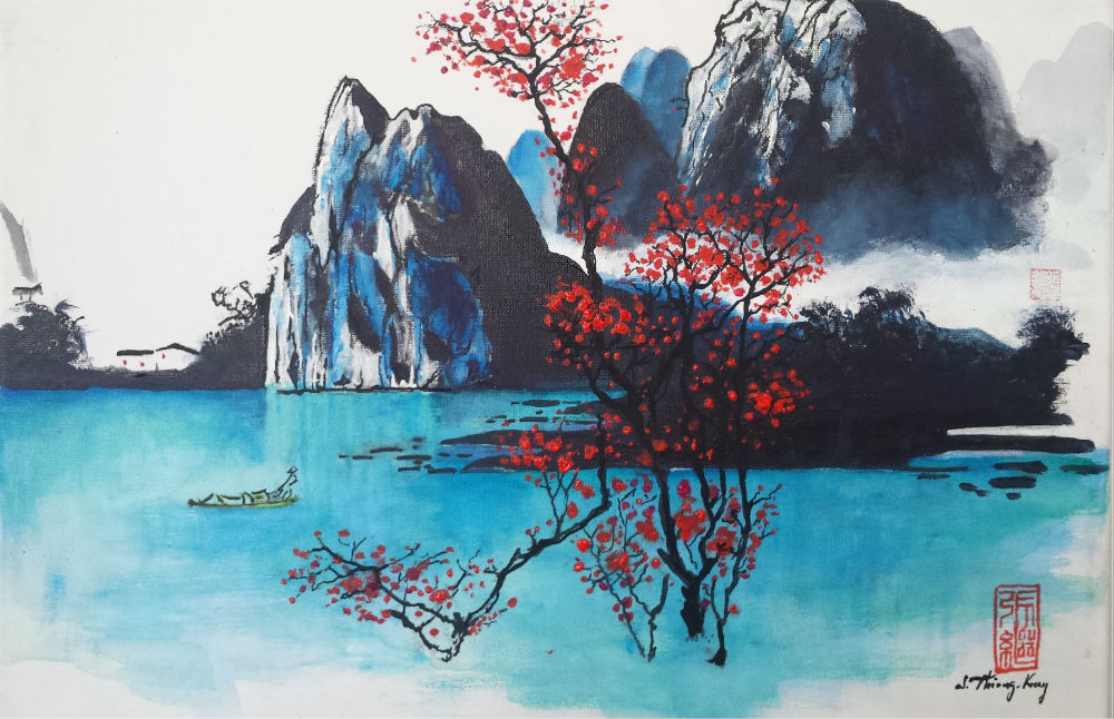 """Paysage Guilin"""