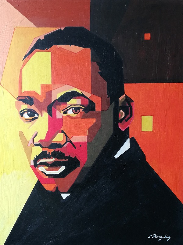 """"""" Martin Luther King """""""