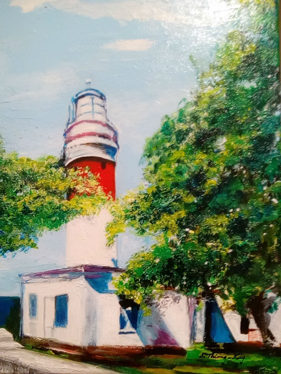 """ Phare de Bel Air """